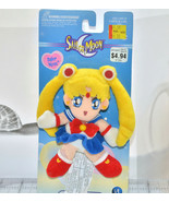 Sailor Moon Collectible beanie plush stuffed toy vintage Irwin - $19.79