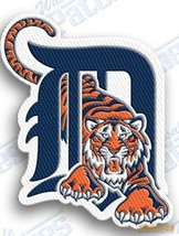 DETROIT TIGERS   iron on embroidered embroidery patch baseball  logo mlb - $9.50