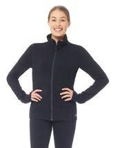 Mondor Model 4882 Supplex Girls Skating Jacket Black - size CHild 10-12 - $80.00