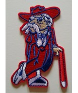 """Ole Miss Rebels~Colonel~Embroidered PATCH~3 1/2"""" x 2 3/8""""~Iron or Sew On... - $5.68"""