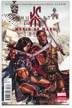 John Carter World of Mars 3 of 4 Marvel 2012 VF NM - $3.11