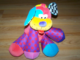 "11"" Lamaze Puppy Dog Tunes Plush Baby Musical Infant Toy Sounds Colors M... - $22.00"