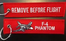 USAF F-4 PHANTOM REMOVE BEFORE FLIGHT KEY RING - $9.89