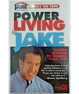 BOOKS ON TAPE POWER LIVING BY JAKE 1999 - $7.91