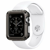 Apple Watch Rugged Armor Case Series 3 2 1 & Built In Screen Protector 4... - $24.31