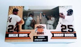 Mcfarlane Willie Mays and Barry Bonds Action Figure Toy Figure - $20.00