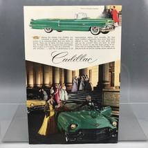 Vintage Revue Annonce Impression Design Publicité Cadillac - $24.96