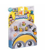 Despicable Me 3 Mineez Deluxe Collector Pack (Series 1) NEW - $12.99