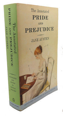 Primary image for Jane Austen &  David M. Shapard THE ANNOTATED PRIDE AND PREJUDICE 1st Edition 1s