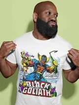 Black Goliath T shirt Dr Bill Foster Giant-Man Marvel comic book bronze age tee image 3