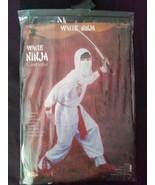Girls Ninja Costume Size Large 12/14 - $20.00