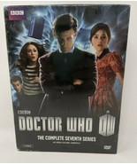Doctor Who: The Complete Seventh Season (5 Disc DVD Set,  2013, Region 1) BBC - $29.69