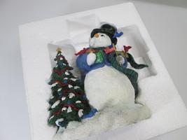 Prizm 2003 Pipka Memories of Christmas 'Felix, the Snowman'  Mint in Box... - $39.95
