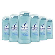 Degree Antiperspirant Deodorant 24 Hour Dry Protection Shower Clean Deod... - $23.99