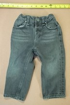 Mexx Childrens Jeans 18-24 Mos Gray - $12.73