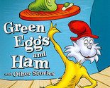Dr. Seusss Green Eggs and Ham and Other Stories (DVD, 2012, Deluxe Edition)