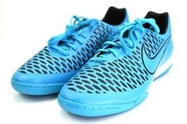 Nike Magista Onda IC Men's Blue Indoor Soccer Cleats Shoe Size 12    651... - $77.51