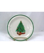 Anchor Hocking Holiday Magic Salad Plate #C8700/106 - $4.84
