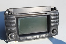 2003 w215 MERCEDES CL55 CL600 CL500 RADIO STEREO NAVI GPS NAVIGATION 2317 - $244.99