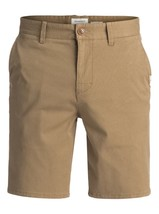 Quiksilver™ Mens  Krandy St Chino Shorts EQYWS03324 Elmwood Beige NWT size 30 - $23.03