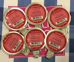 BATH & BODY WORKS 'Tis The Season SCENTPORTABLE FRAGRANCE REFILL DISC CA... - $24.63