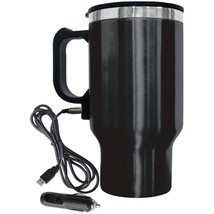Brentwood Appliances CMB-16B 16-Ounce Electric Coffee Mug with Wire Car ... - $24.66