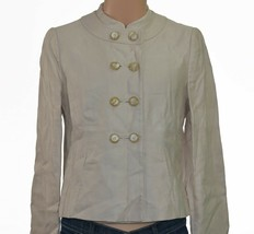 Armani Collezioni Women's 31/32 6 Button Tan Beige Casual Work Blazer Ja... - $69.99