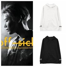 KPOP SHINee Taemin Hoodie OFF SICK Concert Sweater Final Life Pullover - $13.94+