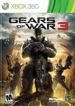 Gears of War 3 [video game] - $10.95