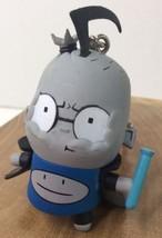 "Nickelodeon Invader ZIM Palisades ""Bologna"" Dib Keychain Figurine Of Doo... - $27.90"