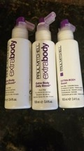 Paul Mitchell Extra-Body Boost + Daily Boost 3.4oz (3) Three Pack - $17.99