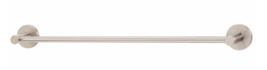 "Alno A8320-24-SN Contemporary 24"" Towel Bar in Satin Nickel - $103.90"