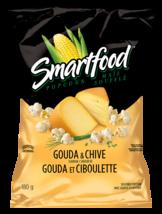 Smartfood Gouda & Chive Popcorn 4 x 180g bags Canada - $59.99