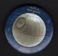 Hallmark 2017 SDCC San Diego Comic Con Exclusive Button Pin Star Wars DEATH STAR - $7.91