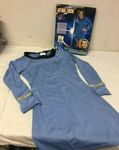 Star Trek Blue Dress Classic Costume Adult  - $27.58