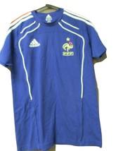 Vintage  Adidas Federation Francaise de Football  French Soccer Shirt - $24.99