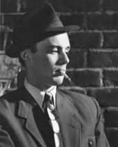 Dirk Bogarde Coat & Hat touigh with cigarette 8x10 Photo - $7.99