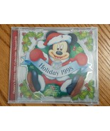Disney's Holiday 1998 Collectible Shaped Mickey Mouse CD Ornament - $7.67