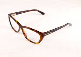 Authentic New Tom Ford Eyeglasses Frame TF5227 052 Brown Plastic Italy Made - $133.62