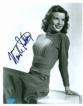 Nanette Fabray autographed 8x10 photo Image #2 - $55.00