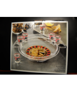 Jay Companies Game Night Roulette Game Gag Gift Lightweight 9 Piece Set ... - $8.99