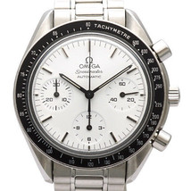 Used AB Omega Speedmaster Marui limited Mens Watch 3510.20 Silver 20,163... - $7,280.59