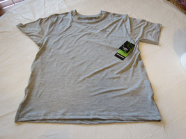 Umbro Motion Control UX-Training T shirt active Mens S M11326N Steel gre... - $16.12