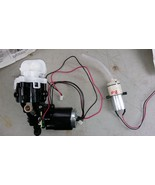 7VV41 KEURIG 2.0 PARTS: WATER PUMP AND BUBBLER PUMP, BOTH TEST GOOD, VER... - $29.47