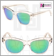 OLIVER PEOPLES Sofee OV5233S Crystal Violet Green Mirrored Sunglasses 5233 - $277.20