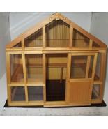 Dollhouse Greenhouse Reutter EMPTY 1.999/8 Conservatory Miniature - $118.39