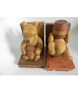"""Disney Classic Pooh Bear 6"""" Book Ends Heavy (11 pounds) - $39.99"""