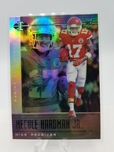 Mecole Hardman Jr. - Chiefs (card #79) 2019 Panini Illusions 29PAAD28 - $1.79