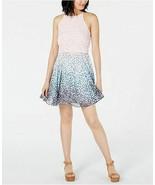 Maison Jules Women's Party Dots -Print Fit & Flare Dress - $16.18