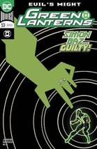 Green Lanterns #53 NM DC - $3.95